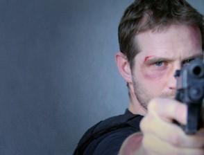 Scott Hinds in 'Uriel'.