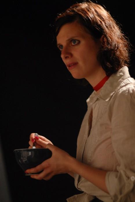 Sophie Walton in 'Doggerland'.
