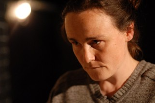 Georgina Sowerby in 'Doggerland'.