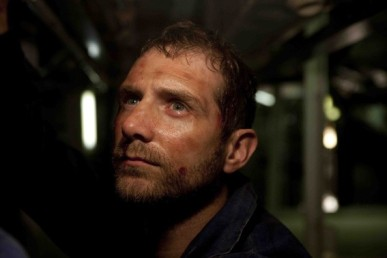 Scott Hinds in 'Bleak Sea'.