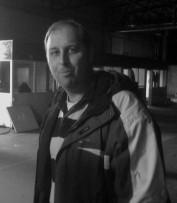 Brendon O'Loughlin the Director of 'Baseline'.
