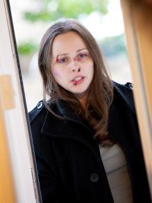Helen Jenkinson in 'The Beast Next Door'.
