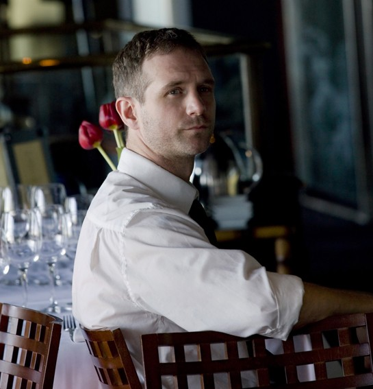 Scott Hinds in 'The Dispatcher'.