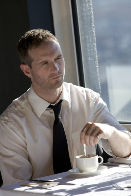 Scott Hinds in 'The Dispatcher'.