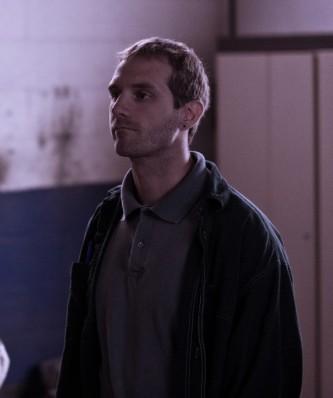 Scott Hinds in 'Tortoise'.