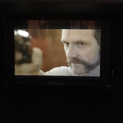 Scott Hinds in 'Eye for an Eye'.